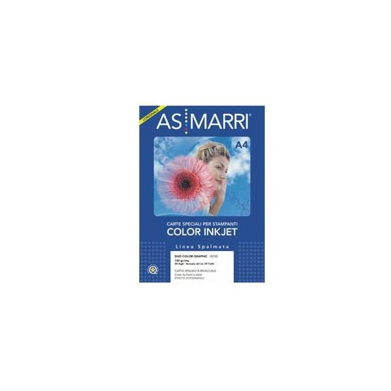 CARTA INKJET A3 120GR 50FG DUO COLOR GRAPHIC PATINATA DOUBLE-FACE 8238 MARRI