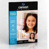 CARTA INKJET A3 210GR 50FG PHOTO GLOSSY PERFORMANCE CANSON
