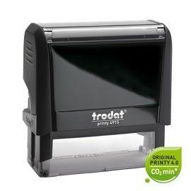 TIMBRO TRODAT PRINTY 4911 4.0 38X14 ECOBLACK