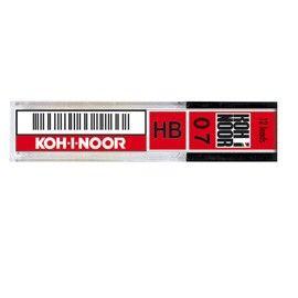 ASTUCCIO 12 MICROMINE 0,7mm HB E207 KOHINOOR