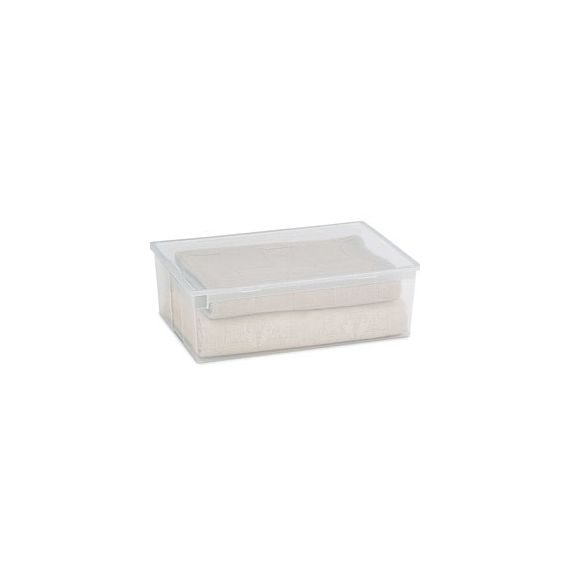 CONTENITORE MULTIUSO 57,8x39,6x H18,5CM - 36LT LIGHT BOX XL
