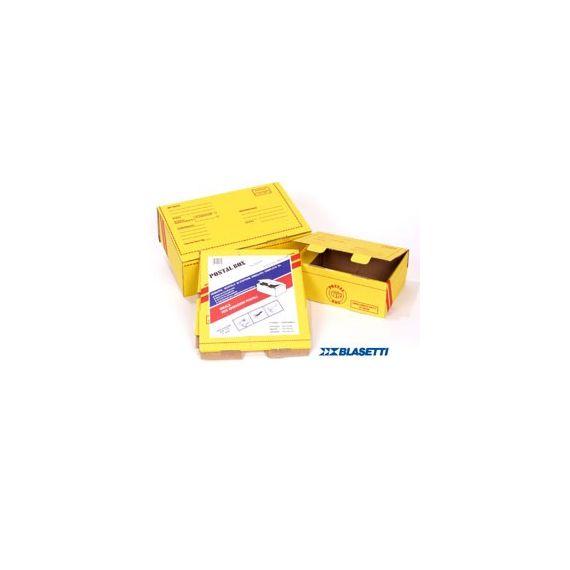 SCATOLA SPEDIZIONI POSTAL BOX PICCOLO (25X17X10CM) BLASETTI