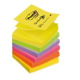 BLOCCO Post-itSuper Sticky Z-Notes 76x76mm 100fg R330-NR NEON