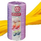 PACK NASTRO RAPHIA SYNTETIC 200mt LIMONE 22 BOLIS