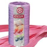 PACK NASTRO RAPHIA SYNTETIC 200mt ROSA 36 BOLIS
