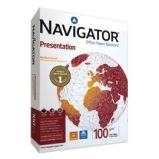 CARTA NAVIGATOR presentation A4 100GR 500FG 210X297MM