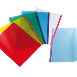 COPRILIBRO PVC liscio COVERLIBRO T trasparente giallo SEI ROTA
