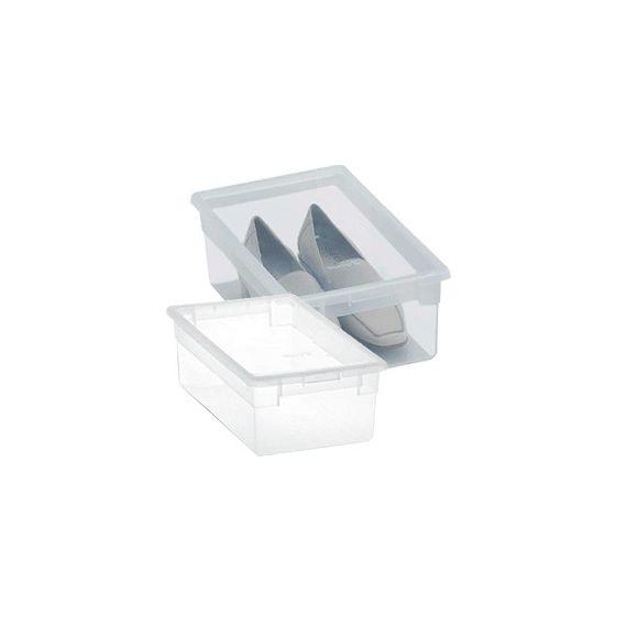 CONTENITORE MULTIUSO 19x33,4x H11CM - 5LT LIGHT BOX XS