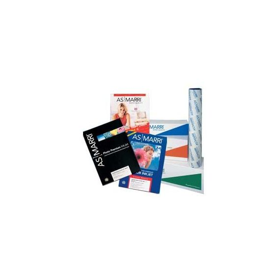 CARTA INKJET PLOTTER 841X1189MM (A0) 125FG 90GR OPACA PBJ.90 2380 MARRI