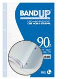 BLOCCO COLLATO FORATI RINFORZATI BANDUP A4 90gr 40fg 5mm BM