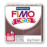 PASTA POLIMERICA FIMO KIDS 42gr MARRONE 7