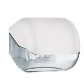 DISPENSER CARTA IGIENICA BIANCO SOFT TOUCH