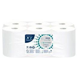 ASCIUGAMANI in rotolo Autocut Microgoffrato 2veli 18,5cm DissolveTech
