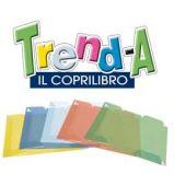 5 COPRILIBRO TREND-A PREFORMATO NEUTRO TRASPARENTE fino a 48x31cm RI.PLAST