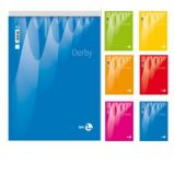 BLOCCO NOTE DERBY 80x120mm 70fg 60gr PM 5mm BM