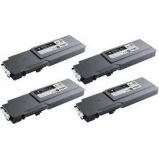 TONER CIANO DELL C3760n/3760dn/3765dnf STAND. CAP.