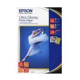 CARTA FOTOGRAFICA LUCIDA ULTRA 20FG 10X15CM (4X6) 300gr EPSON