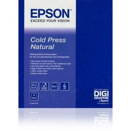 EPSON COLD PRESS NATURAL PAPER IN ROTOLI DA 60 96CM X 15, 2M
