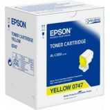 TONER CARTRIDGE GIALLO PER WORKFORCE AL-C300