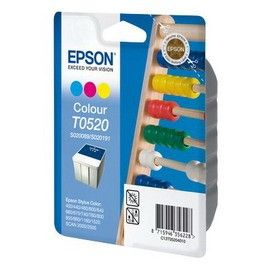 CART.3COLORI STYLUS COLOR 400/440/460/600/640/660/670/740/760/800 BLISTER RS