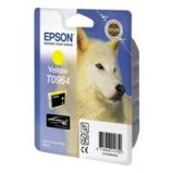 CARTUCCIA INCHIOSTRO A PIGMENTI GIALLO EPSON ULTRACHROME K3 BLISTER C/RF