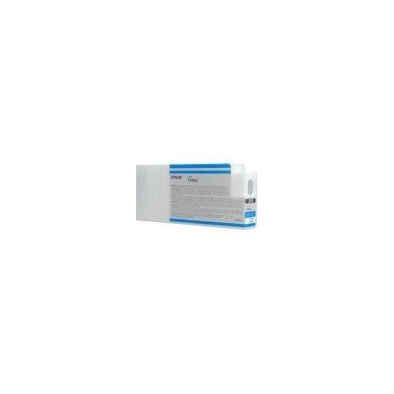 TANICA INCHIOSTRO A PIGMENTI CIANO EPSON ULTRACHROME HDR (350ML)