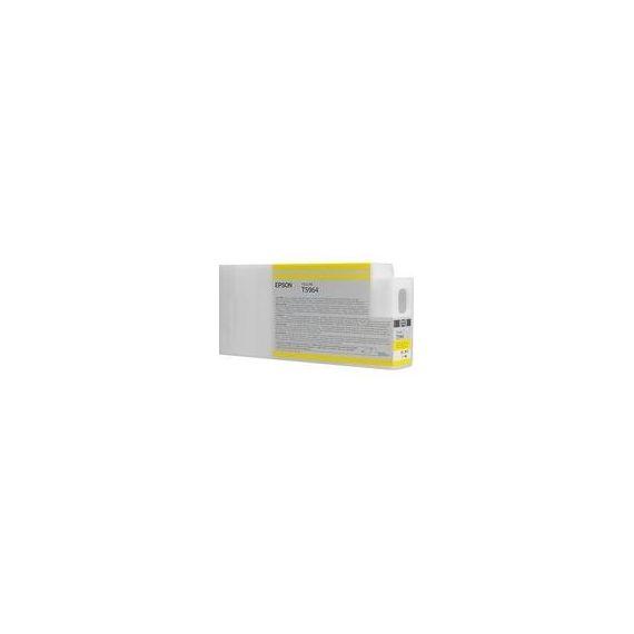 TANICA INCHIOSTRO A PIGMENTI GIALLO EPSON ULTRACHROME HDR (350ML)