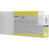 TANICA INCHIOSTRO A PIGMENTI GIALLO EPSON ULTRACHROME HDR (350ML)