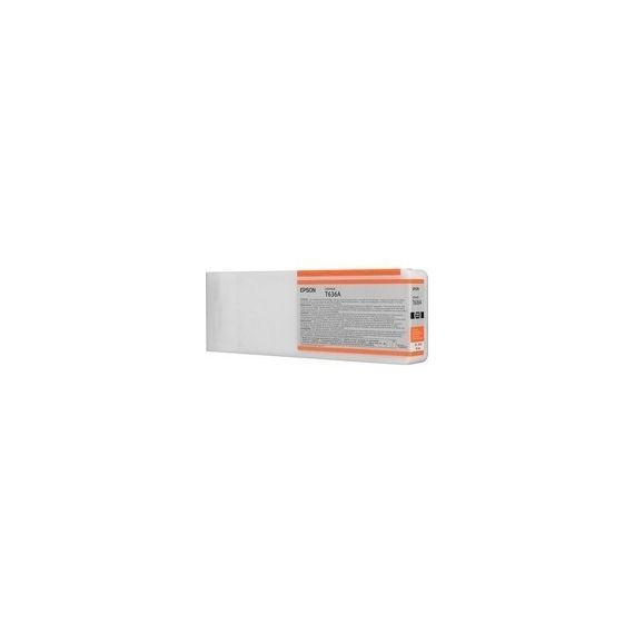 TANICA INCHIOSTRO A PIGMENTI ARANCIO EPSON ULTRACHROME HDR(700ML).