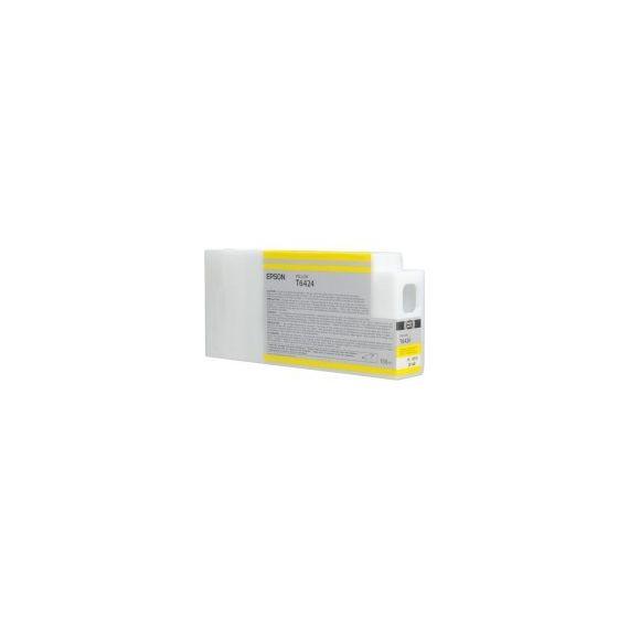 TANICA INCHIOSTRO A PIGMENTI GIALLO EPSON ULTRACHROME HDR(150ML)