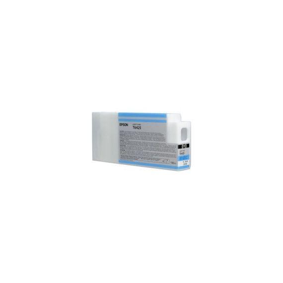 TANICA INCHIOSTRO A PIGMENTI CIANO-CHIARO EPSON ULTRACHROME HDR(150ML)