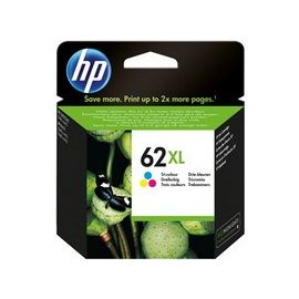CARTUCCIA A GETTO DINCHIOSTRO HP N. 62XL TRI-COLOR