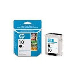 CARTUCCIA A GETTO DINCHIOSTRO HP N.10 NERO 69ML