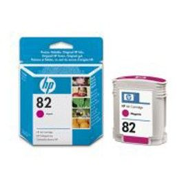 CARTUCCIA A GETTO DINCHIOSTRO HP N.82 MAGENTA 69ML