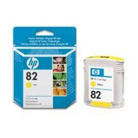 CARTUCCIA A GETTO DINCHIOSTRO HP N.82 GIALLO 69ML