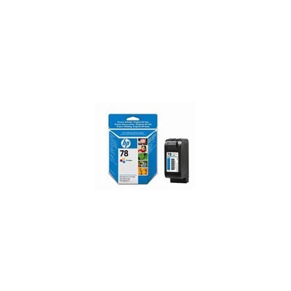 CARTUCCIA A GETTO DINCHIOSTRO HP N.78 TRICROMIA 19ML