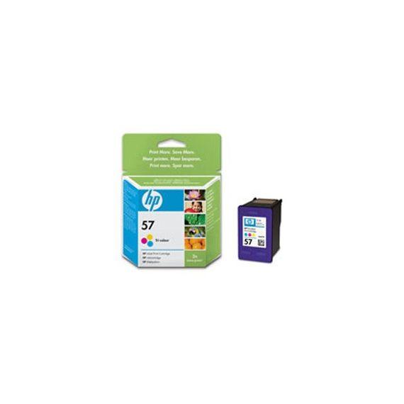 CARTUCCIA A GETTO DINCHIOSTRO HP N.57 TRICROMIA (17ML)