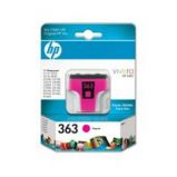 CARTUCCIA A GETTO DINCHIOSTRO HP 363 MAGENTA