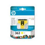 CARTUCCIA A GETTO DINCHIOSTRO HP 363 GIALLO