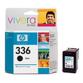 CARTUCCIA A GETTO DINCHIOSTRO HP 336 NERO 5ML