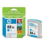 CARTUCCIA GETTO D HP 88 CIANO