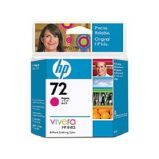 CARTUCCIA DINCHIOSTRO HP 72 MAGENTA, DA 69 ML CON INCHIOSTRO HP VIVERA
