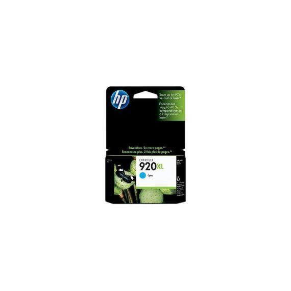 CARTUCCIA A GETTO DINCHIOSTRO OFFICEJET HP N.920XL CIANO