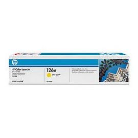 CARTUCCIA DI STAMPA COLORSPHERE HP 126A GIALLO CP1025