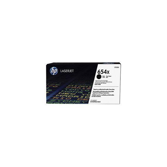 HP 654X TONER CARTRIDGE NERO LASER JET ALTA CAPACITA