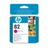 CARTUCCIA A GETTO DINCHIOSTRO HP N.82 MAGENTA 28ml