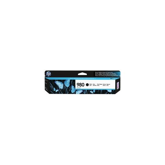 HP 980 INK CARTRIDGE NERO