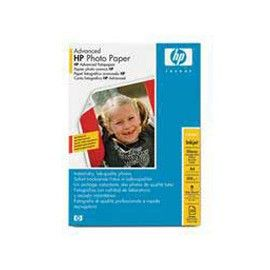 RISMA 25 FG CARTA FOTOGRAFICA HP ADVANCED PHOTO PAPER LUCIDA A4