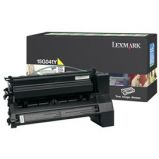 TONER RETURN PROGRAM GIALLO C752/L C760 C762 X752E X762E
