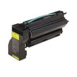 TONER GIALLO RETURN HIGH CARTRIDGE INFOPRINT COLOR 1764/1754